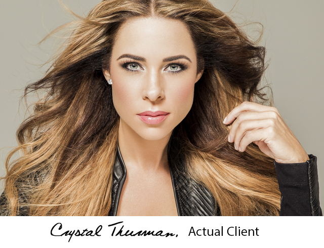 Francesca's Facelift Client Crystal Thurman