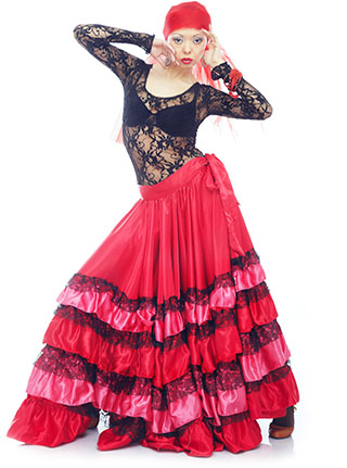 Flamenco Dancer Dirty Little Secret 6